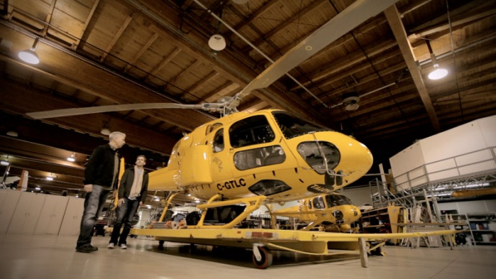 Helicopter Pilot   WorkBC's Career Trek